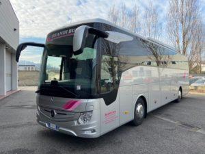 Mercedes Tourismo 53 + 1 + 1