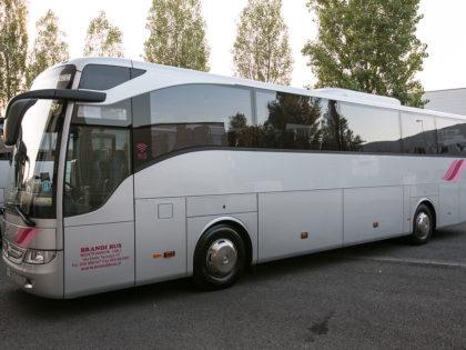 Mercedes Tourismo 51+1+1