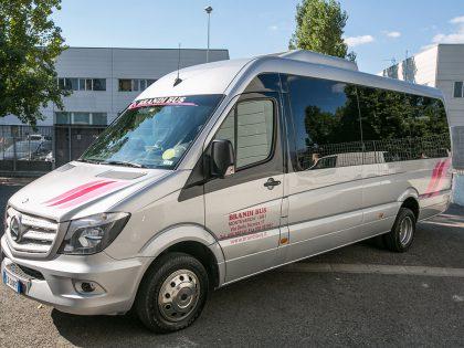 Mercedes 519 Vip 20+1