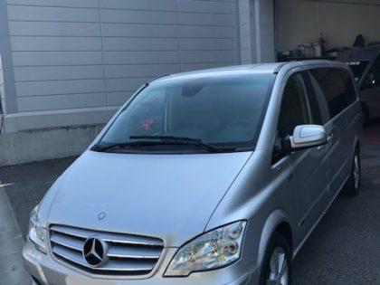 Viano Mercedes  7 + 1